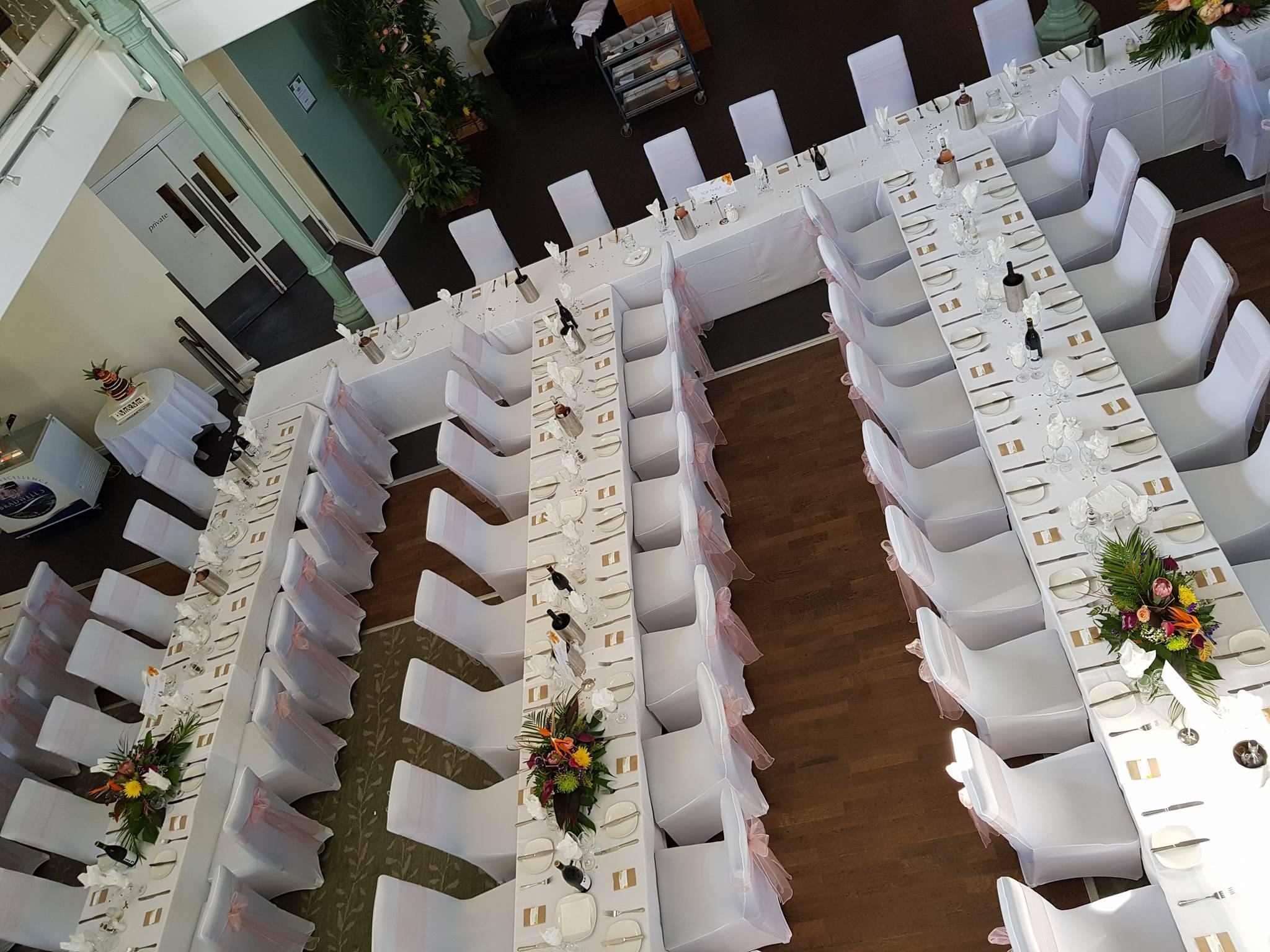 Cheshire Wedding Decor
